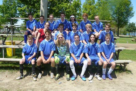 Junior Boys Soccer
