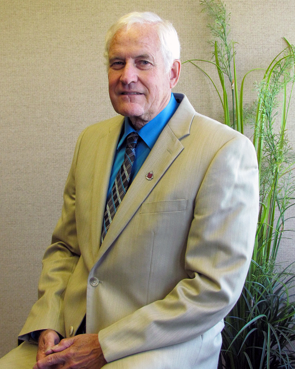 RCDSB Chair David Shields
