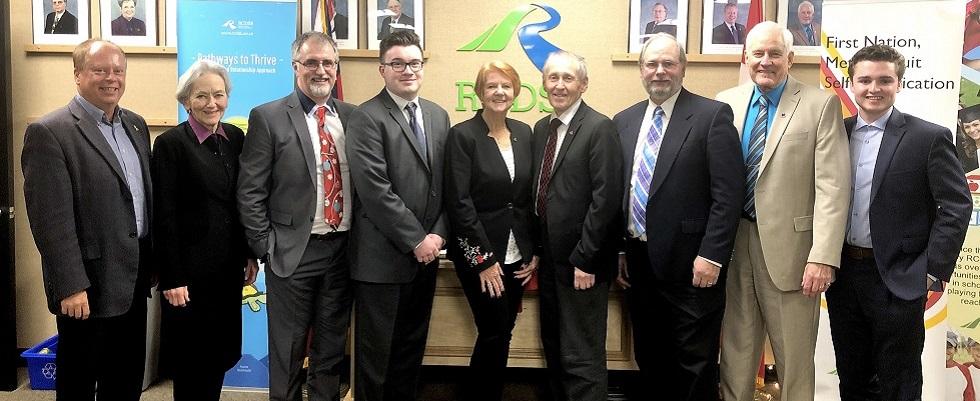 2018-2022 Board of Trustees