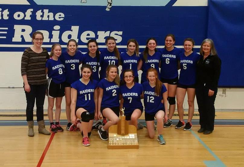 RCI Junior Girls Volleyball