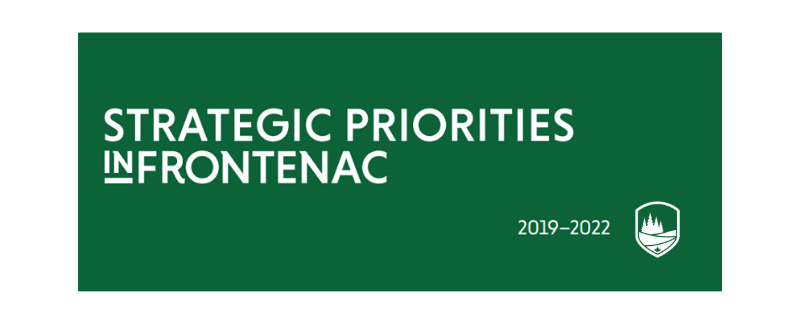 Strategic Priorities in Frontenac