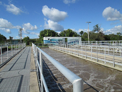 Waste Water Treatment Centre
