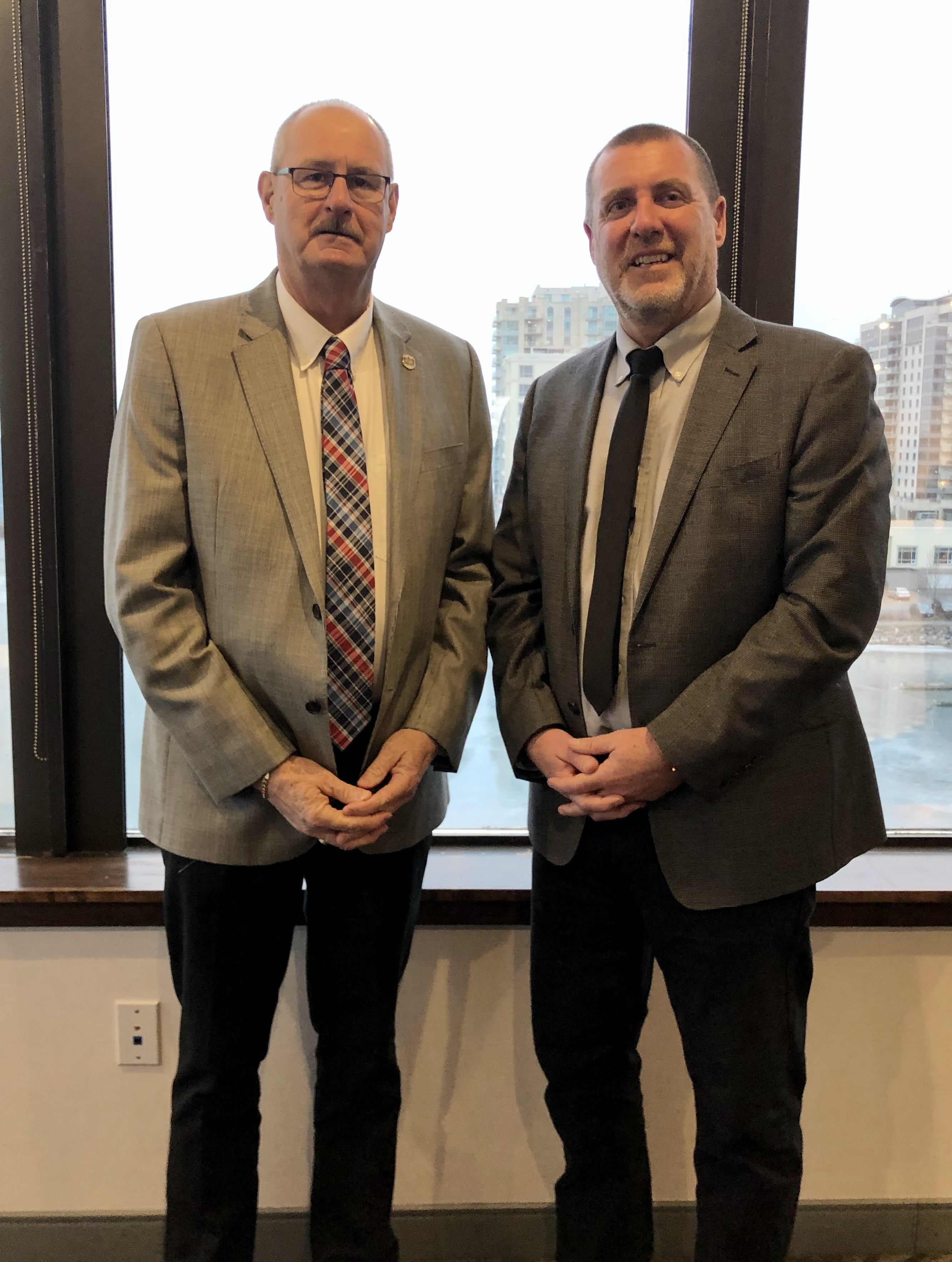 EOWC Chair and Vice-Chair 2020
