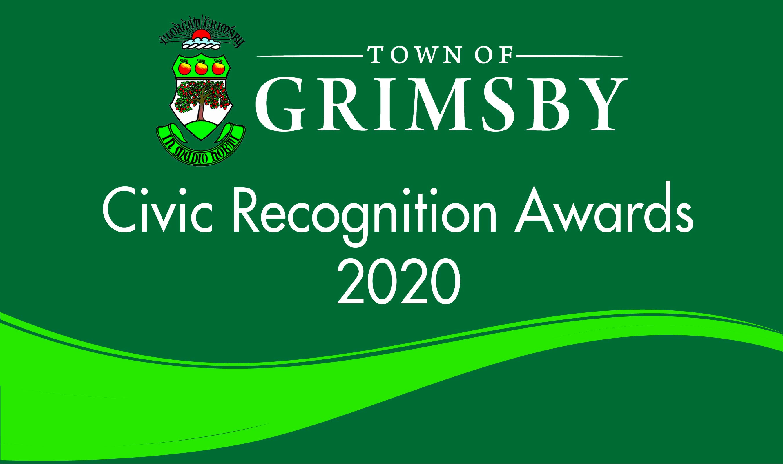 Civic Recognition Post