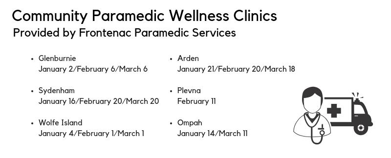 Community Paramedic Wellness Clinics