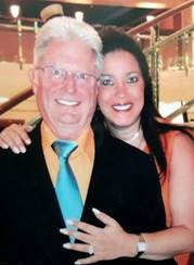 Dr. Zajacz, and his wife Dina