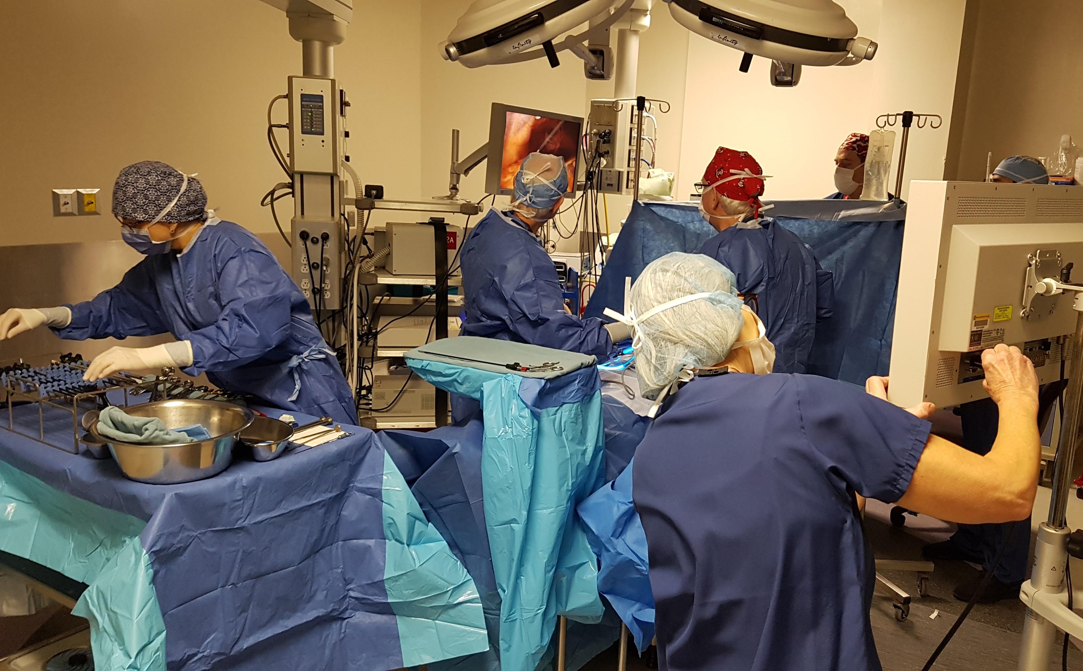laparoscopic surgery image