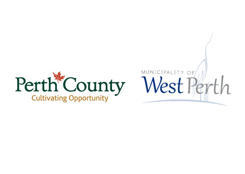 Perth County West Perth Logos