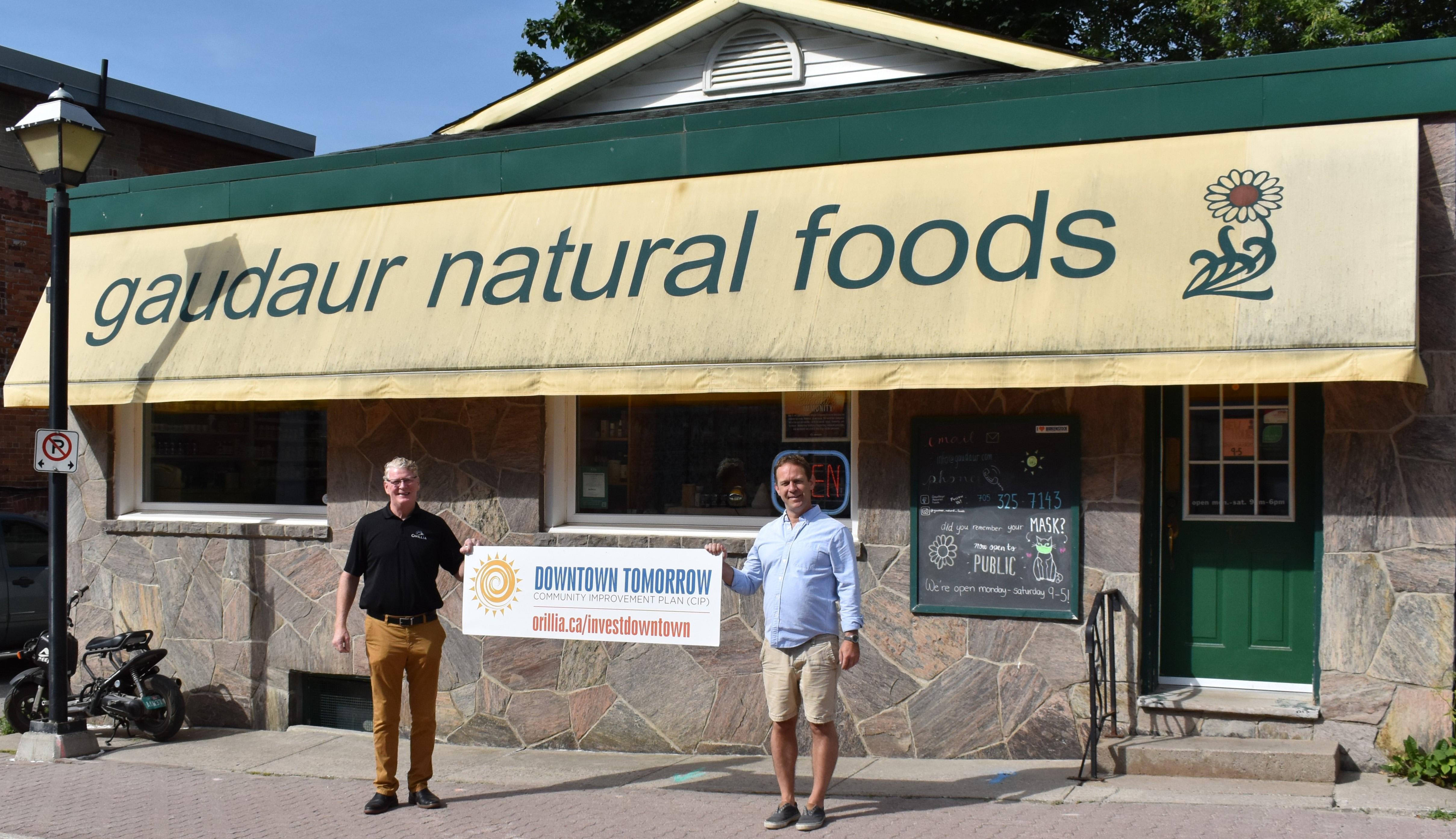 DTCIP Gaudaur Natural Foods