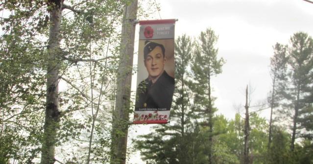 Image of Veteran's Banner