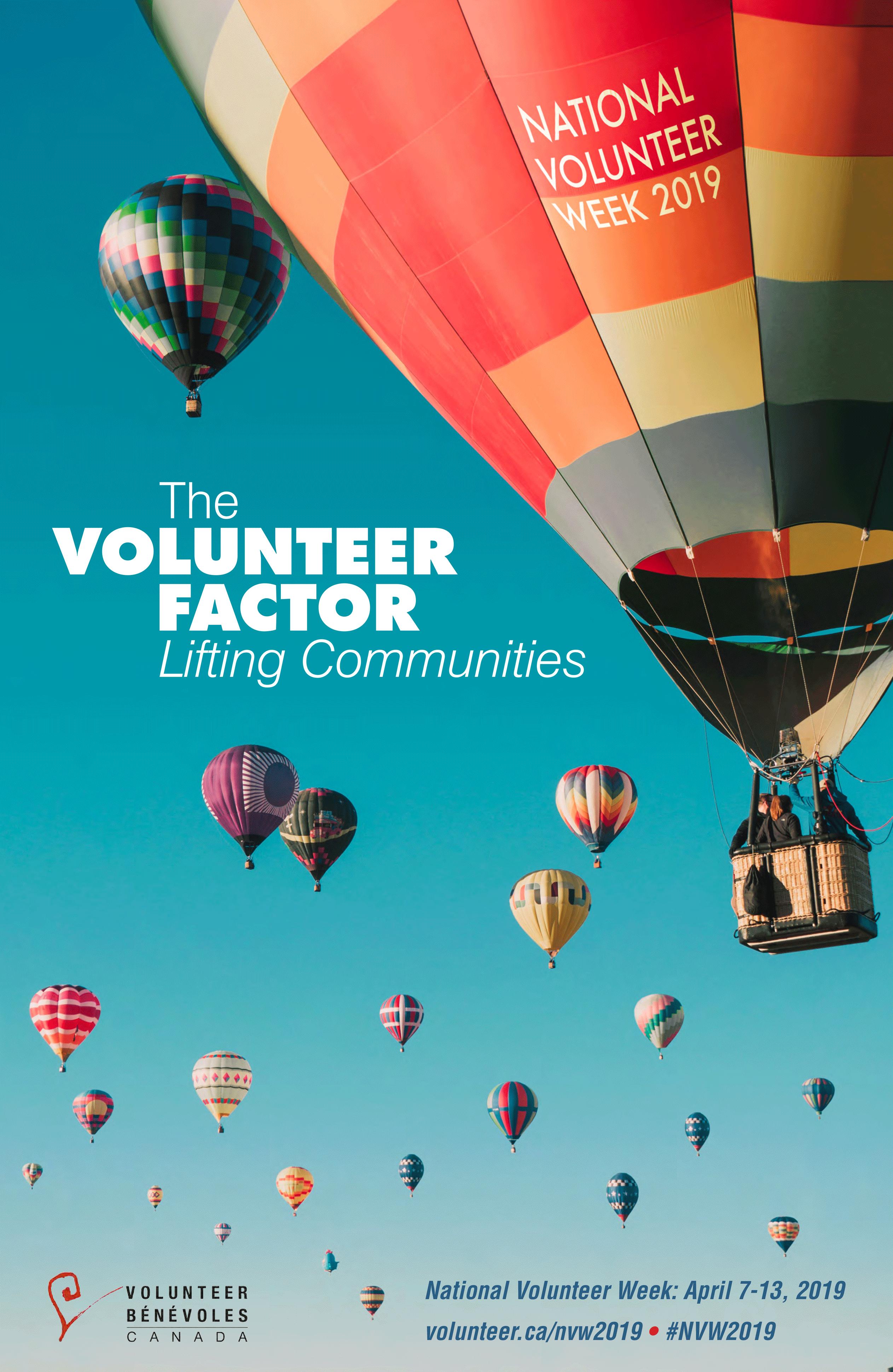 2019 National Volunteer Week