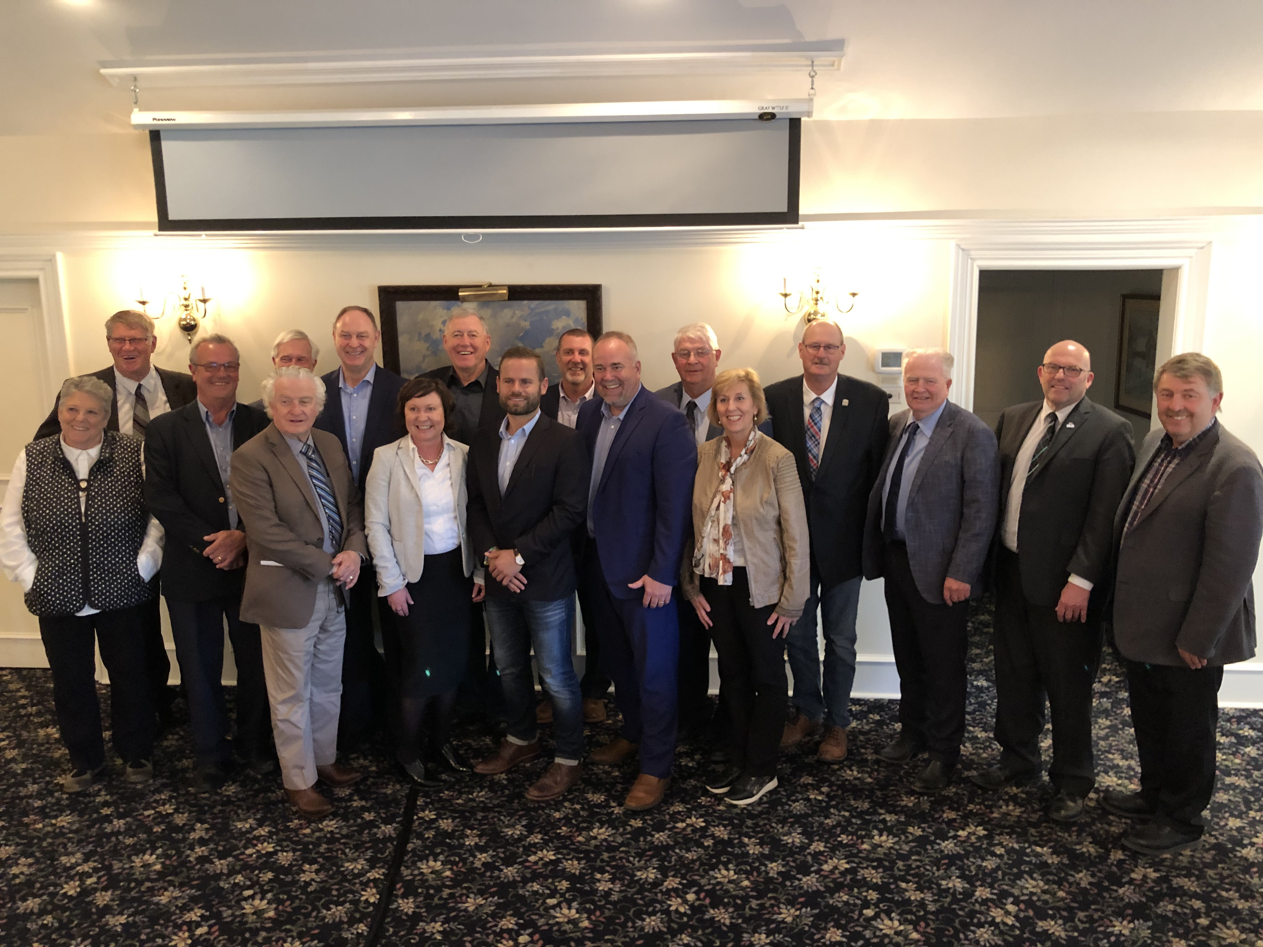 EOWC Meeting with MPPs May 24 2019