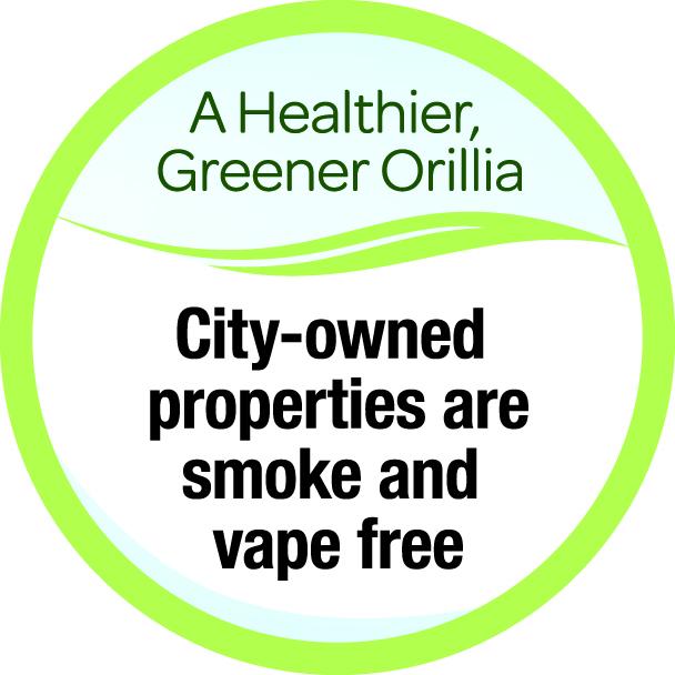 Emblem - Orillia Healthier Greener - Properties smoke free
