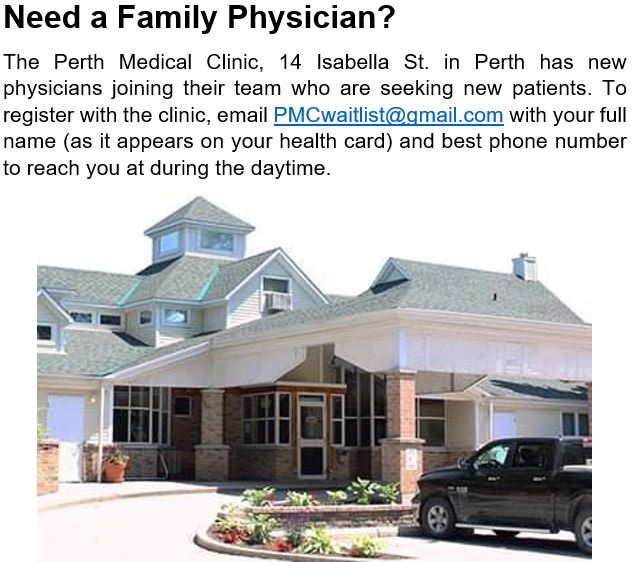 Perth Medical Clinic