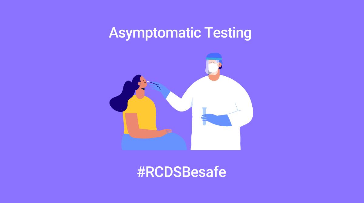 Asymptomatic Testing (1)
