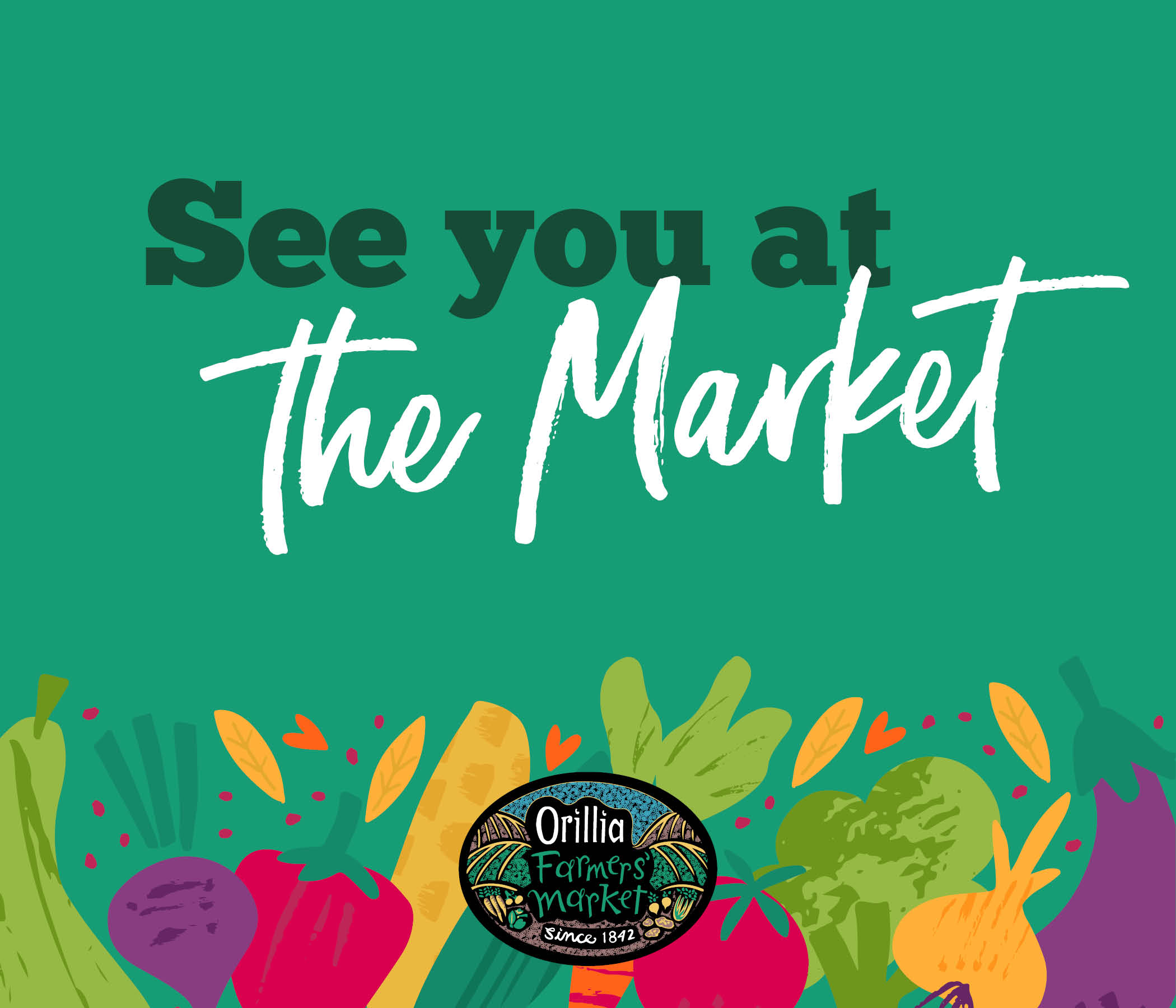 Farmers Market Reopening Post
