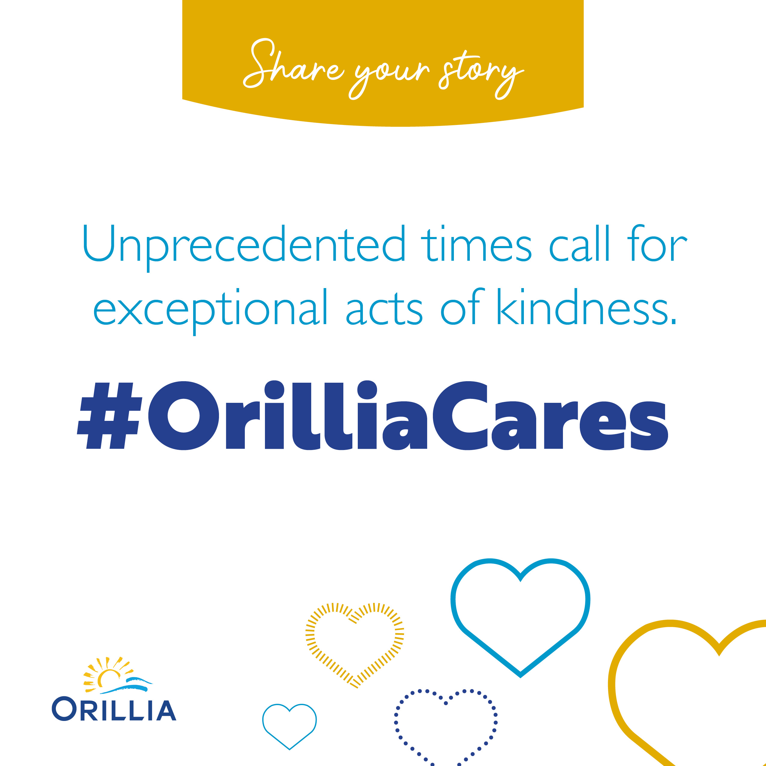 OrilliaCares Post