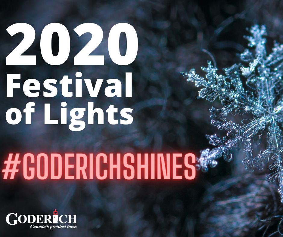 2020 Festival of Lights Information