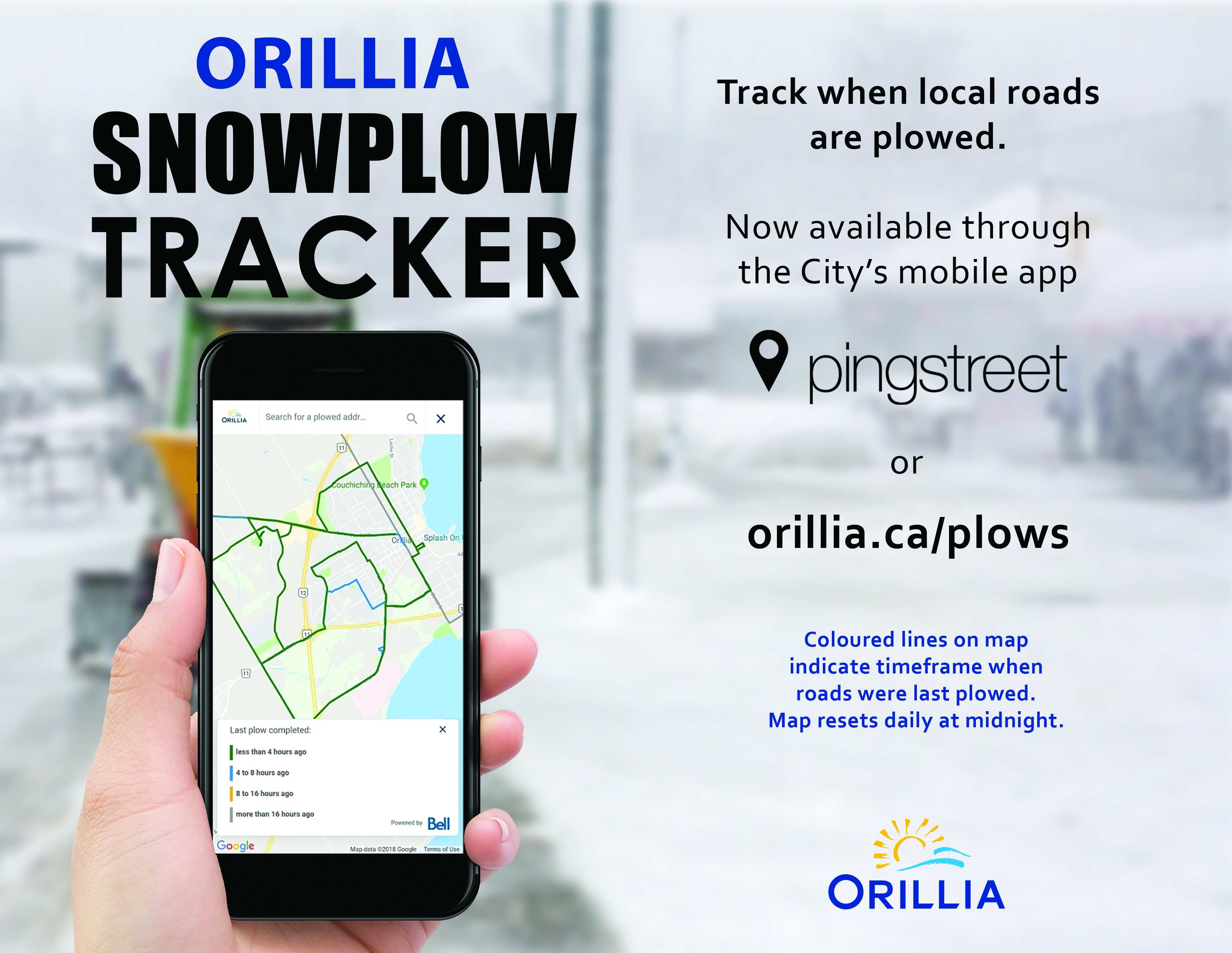 Snowplow Tracker Info