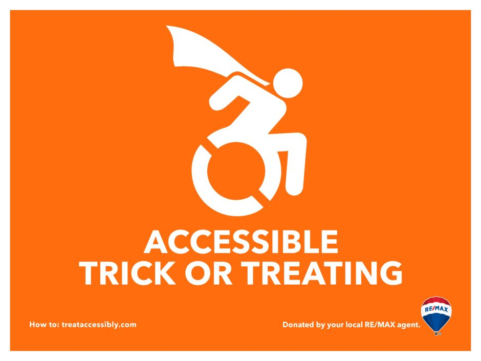 Accessible Trick or Treating