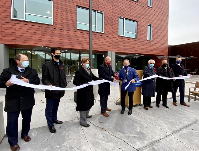 Hospital expansion fast-tracks new beds opening