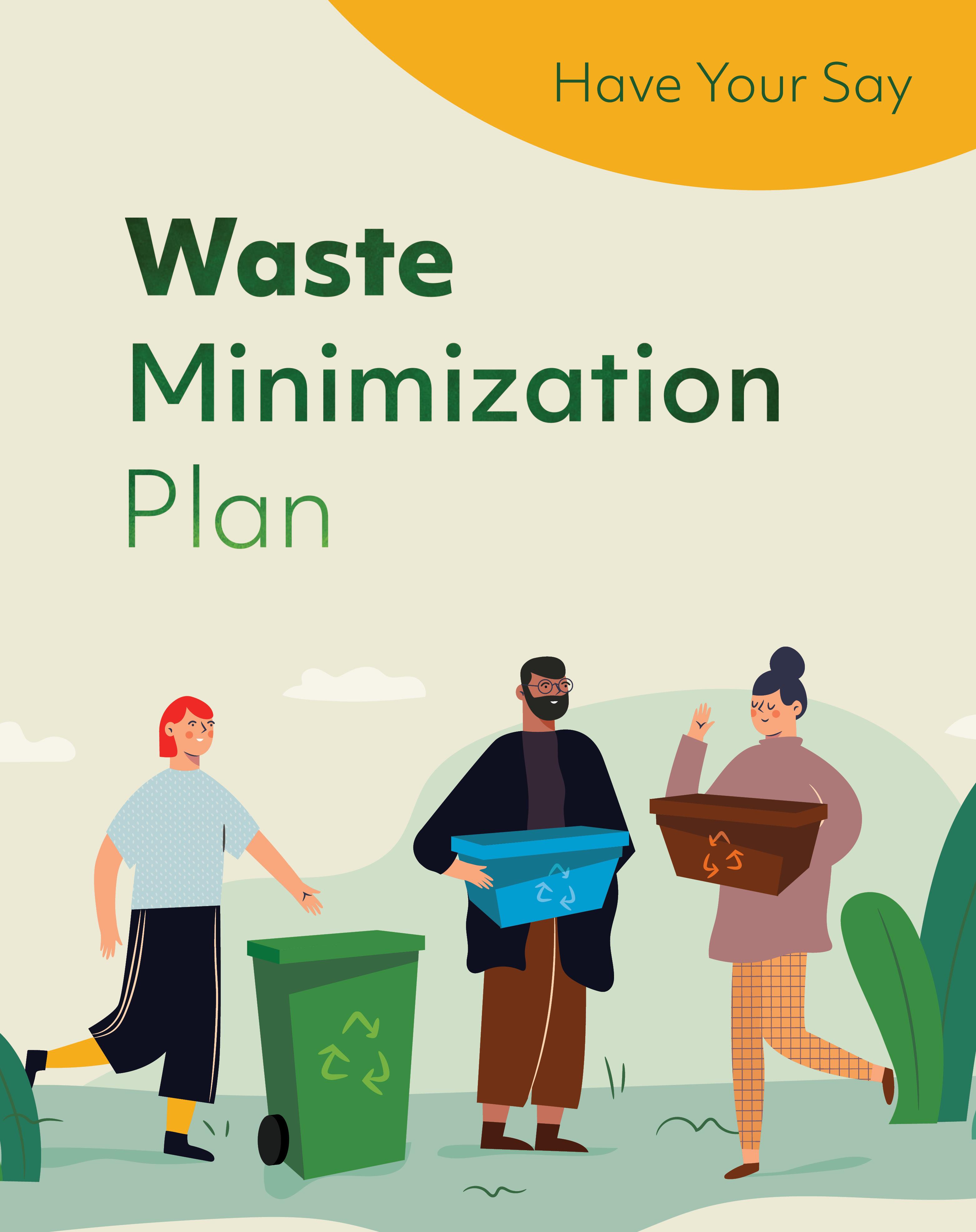 Waste Minimization Plan Post
