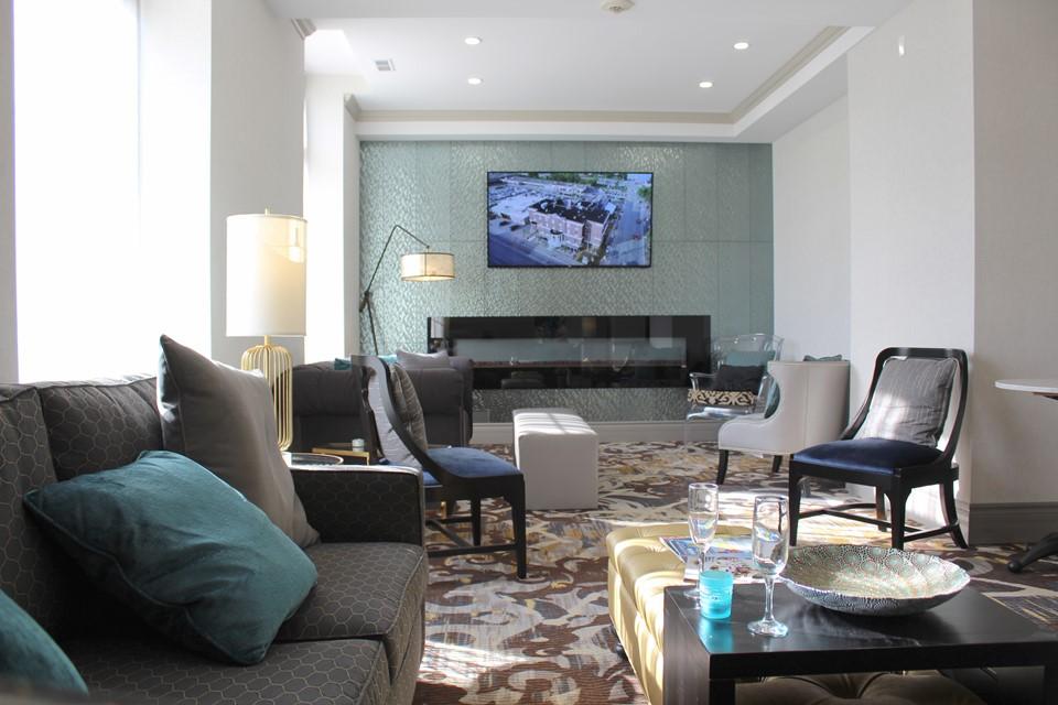 Champlain Hotel Makeover