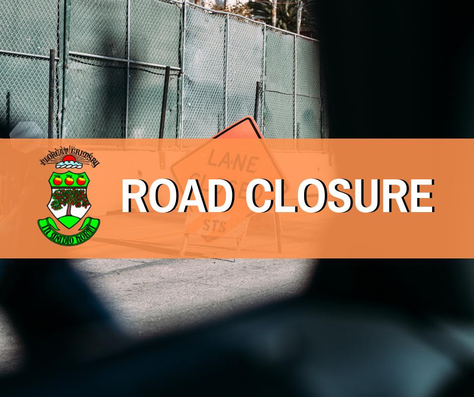 road closed 1