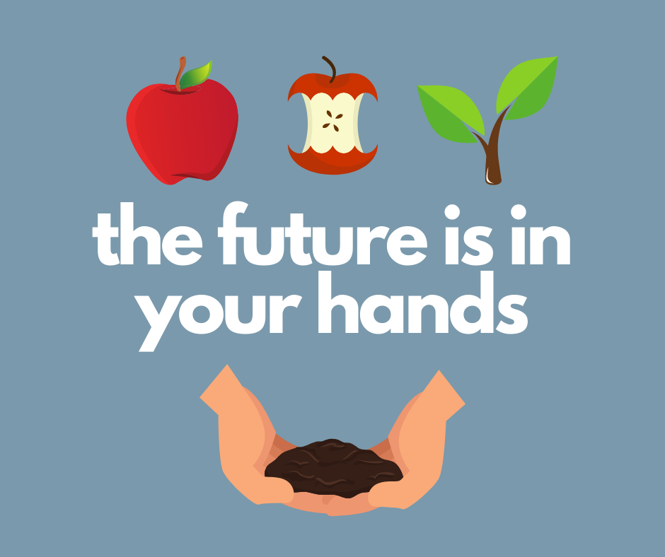 the future is in your hands fb