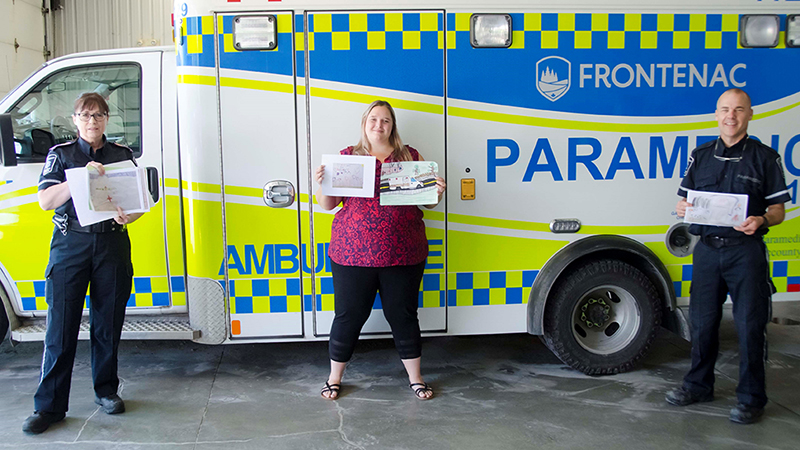 Paramedics Drawing Contest 1