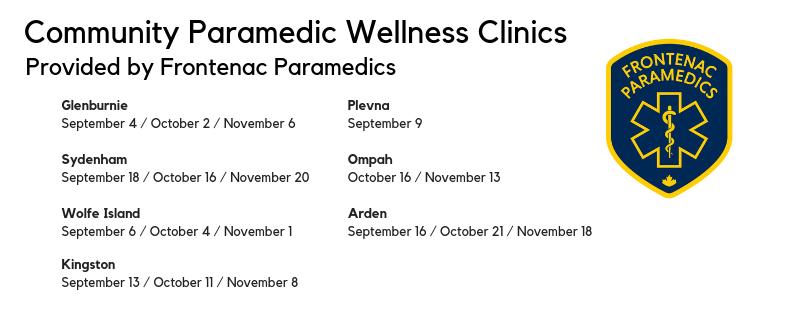 Community Paramedicine September October November 2019