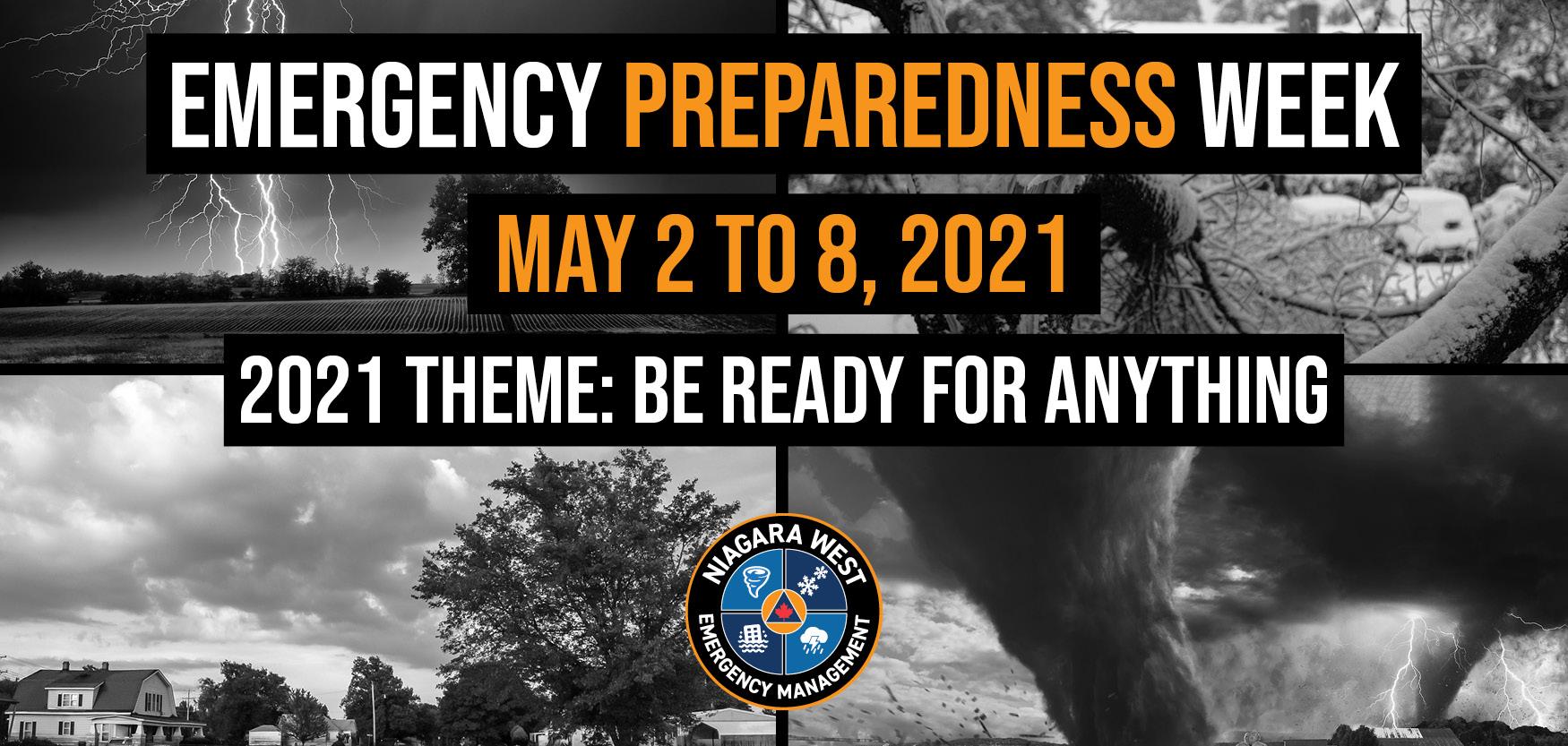 Emergency Preparedness Banner