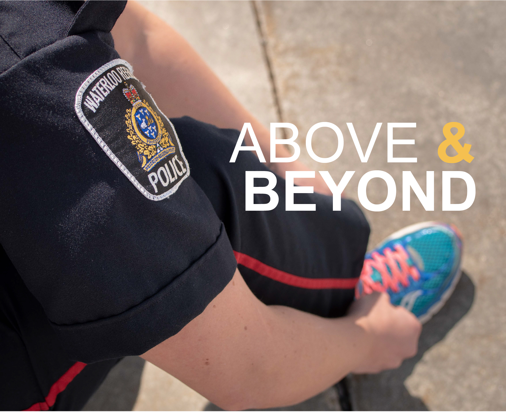 Above and Beyond Social Running