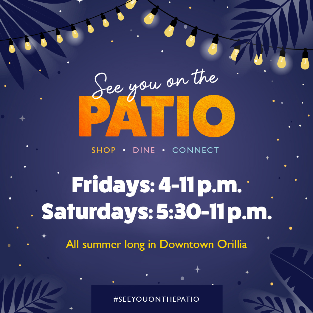 See You on the Patio Post