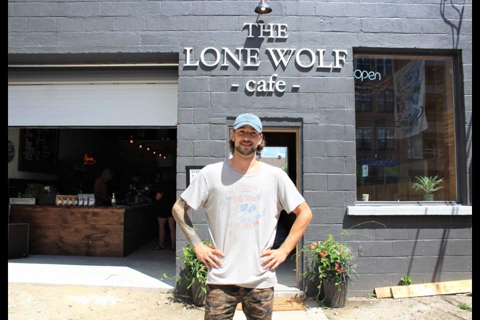 The Lone Wolf Café