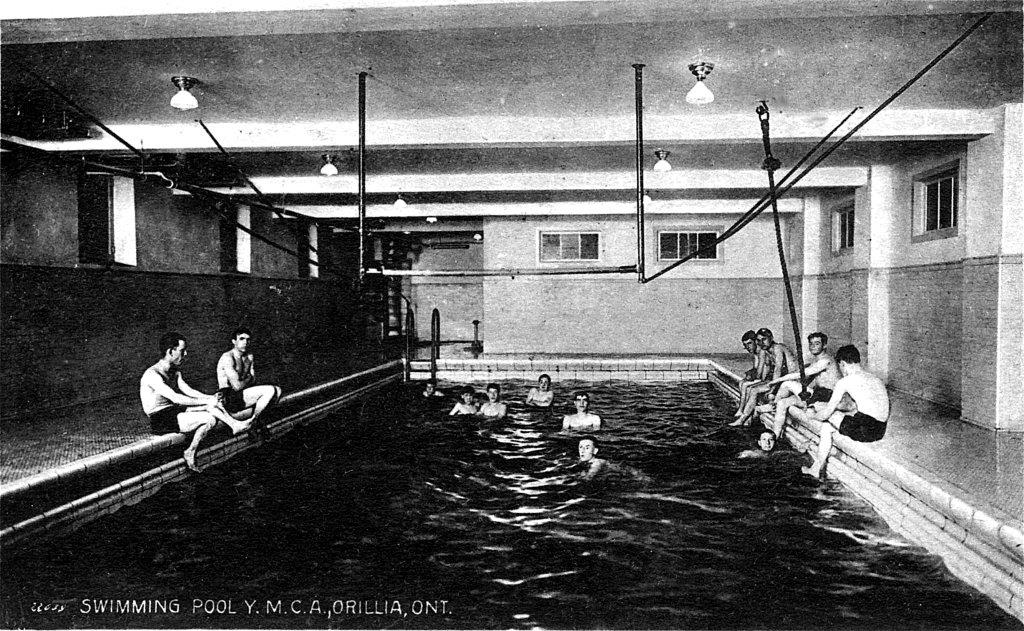 YMCA swimming pool