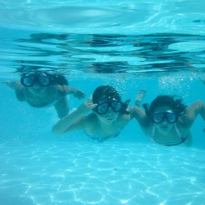 pool web