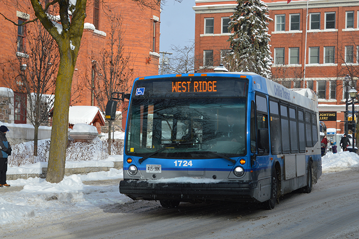West Ridge Bus